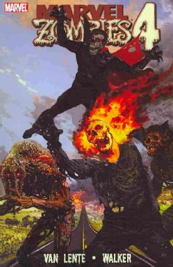 Marvel Zombies 4 (Paperback)