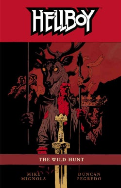 Hellboy 9: The Wild Hunt (Paperback)