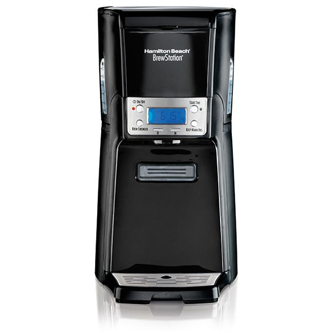 Hamilton Beach BrewStation 12-Cup Programmable Dispensing Coffee Maker
