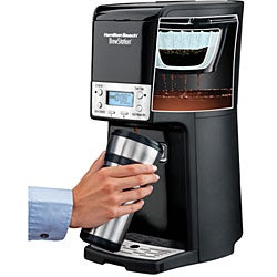 Hamilton Beach BrewStation 12-Cup Programable Dispensing Coffee Maker - Thumbnail 1