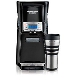 Hamilton Beach BrewStation 12-Cup Programable Dispensing Coffee Maker - Thumbnail 2