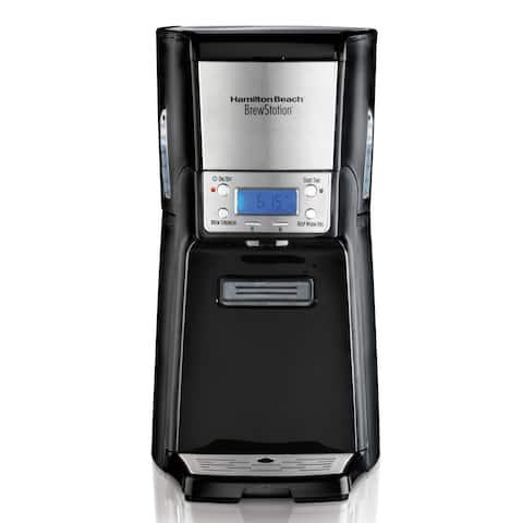 Hamilton Beach 48464 BrewStation 12-cup Dispensing Coffeemaker