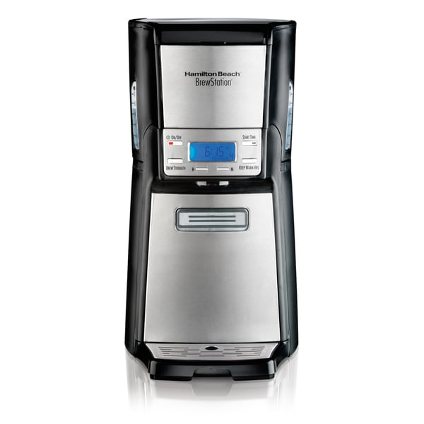 Hamilton Beach BrewStation 12-Cup Programable Dispensing Coffee Maker