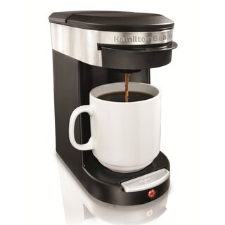 Hamilton Beach 49970 Personal Cup One-cup Pod Brewer Coffeemaker