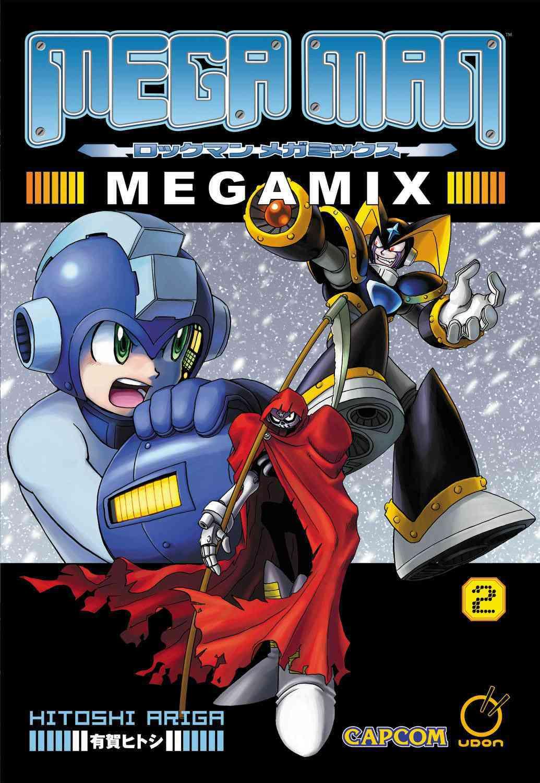Mega Man Megamix (Paperback)
