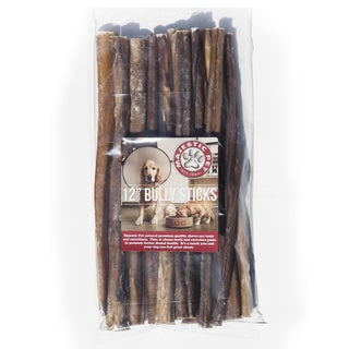 Majestic Thick 12-inch Long Bully Sticks (Package of 12)