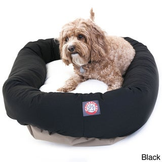 Majestic Pet Bagel-style Dog Bed