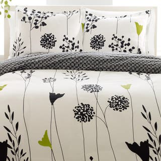 Perry Ellis Asian Lilly 3-piece Mini Duvet Cover Set|https://ak1.ostkcdn.com/images/products/4488348/P12435697.jpg?impolicy=medium