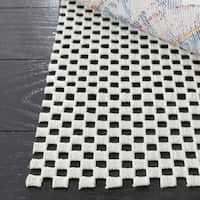 Safavieh Set of Two Grid Non-slip Rug Pads - 2' x 4'
