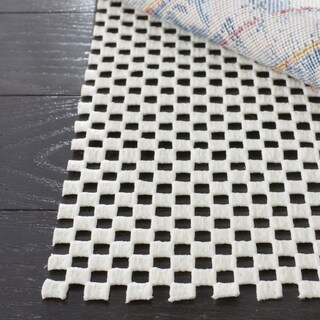 Safavieh Set of Two Grid Non-slip Rug Pads (3' x 5')