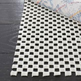 Safavieh Grid Non-slip Rug Pad - Off-White