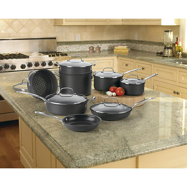 Cuisinart Chef's Classic 14-piece Cookware Set