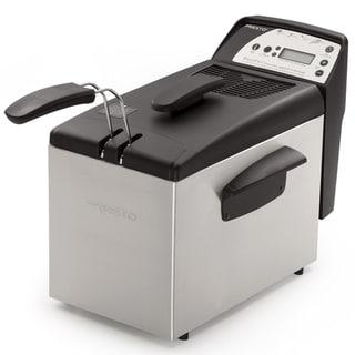 Presto Digital ProFry Immersion-Element 9-Cup Deep Fryer
