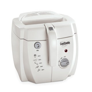 Presto Cool Daddy Deep Fryer