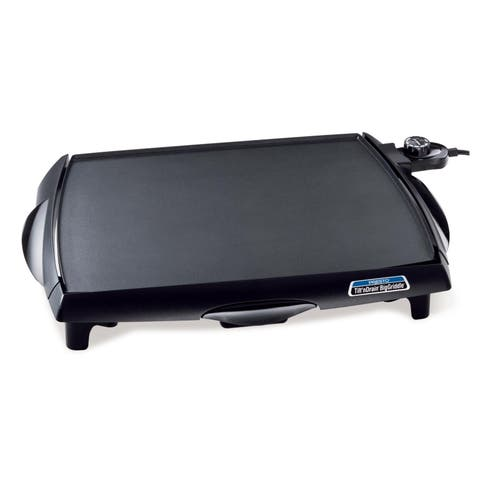 Presto Tilt'n Drain Cool-Touch Big Griddle