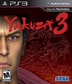 PS3 - Yakuza 3