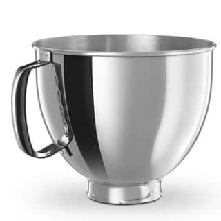 KitchenAid K5THSBP Artisan 5-Quart Stainless Bowl with Comfort Handle https://ak1.ostkcdn.com/images/products/4491703/P12438454.jpg?impolicy=medium