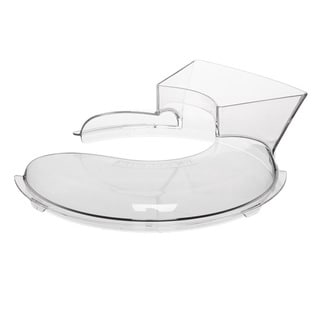 KitchenAid KN256PS One-piece Pouring Shield- Fits Bowl-Lift KV25G and KP26M1X