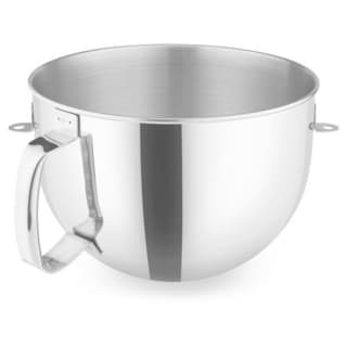 KitchenAid Stainless 6-quart Bowl with Comfort Handle