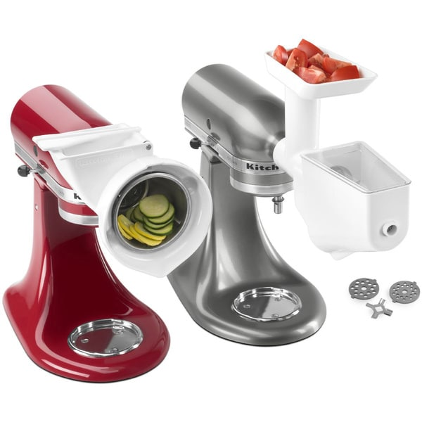 Shop Kitchenaid Fppa Mixer Attachment Pack For Stand