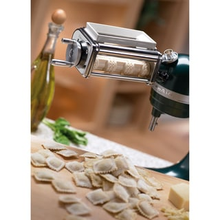 KitchenAid KRAV Ravioli Maker Mixer Attachment