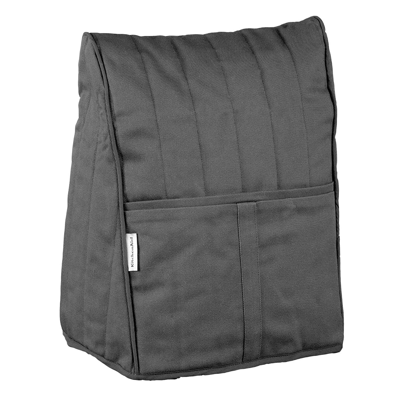 KitchenAid KMCC1OB Stand Mixer Cloth Cover (KMCC1OB), Bla...