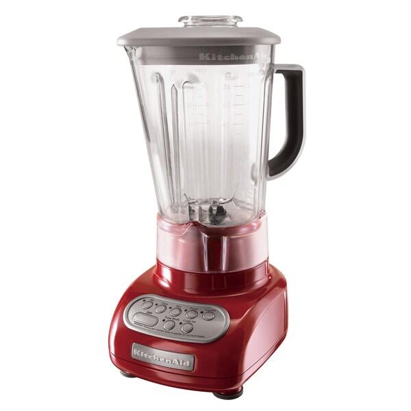 KitchenAid KSB560ER Empire Red 5-speed Artisan Blender