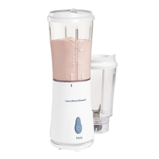Hamilton Beach 51102 White Single-Serve Blender