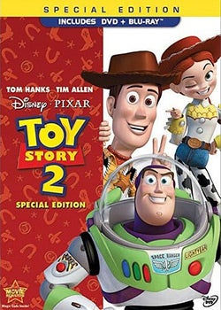 Toy Story 2 (Special Edition) (Blu-ray/DVD)