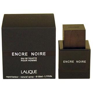 Encre Noire Pour Homme Men's 1.7-ounce Eau de Toilette Spray