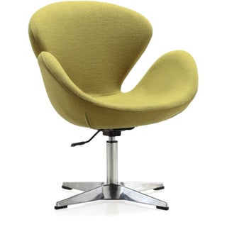 Swan Chair Green - Free Shipping Today - Overstock.com ...