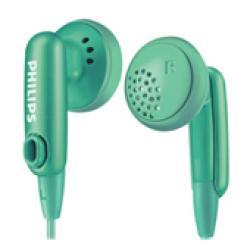 Philips SHE2633 Green In-ear Earphones