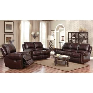 Abbyson Broadway Top Grain Leather Reclining 3 Piece Living Room Set|https://ak1.ostkcdn.com/images/products/4493692/P12439907.jpg?impolicy=medium