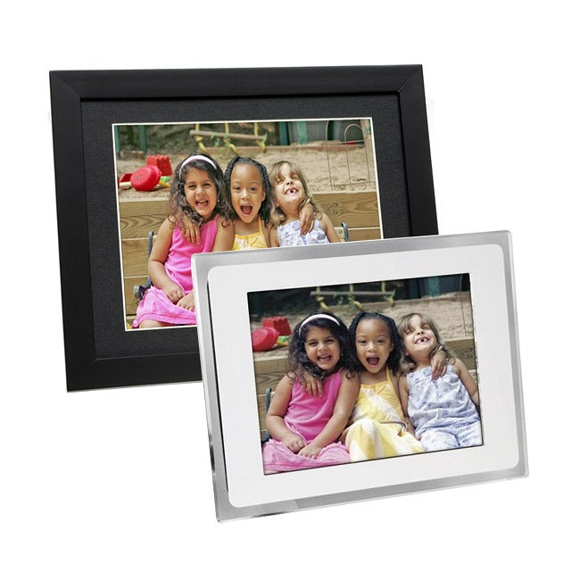 Sunpak 10.4-inch Black Digital Photo Frame