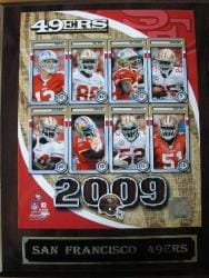 San Francisco 49ers Team Picture Plaque - Thumbnail 1