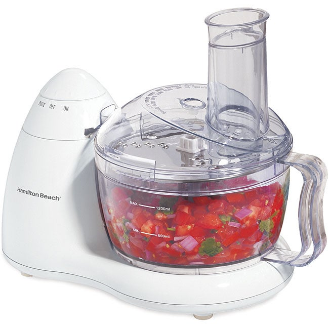 Hamilton Beach 70450 8-cup Food Processor - Thumbnail 0
