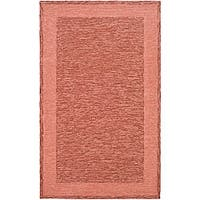 Safavieh Hand-hooked Easy Care Gabbeh Red Rug - 2' x 3'