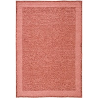 Safavieh Hand-hooked Easy Care Gabbeh Red Rug - 6' x 9'