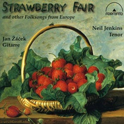 Various - Strawberry Fair & Other Folksongs from Europe
