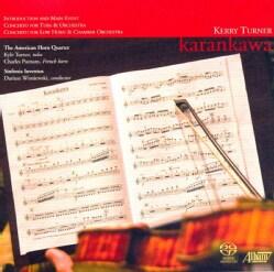 KERRY TURNER - KERRY TURNER: KARANKAWA