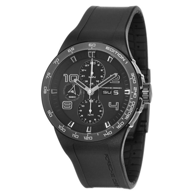 540057f0a2dc Shop Porsche Design Men s P6340 Titanium Automatic Watch - Free Shipping  Today - Overstock - 4865544