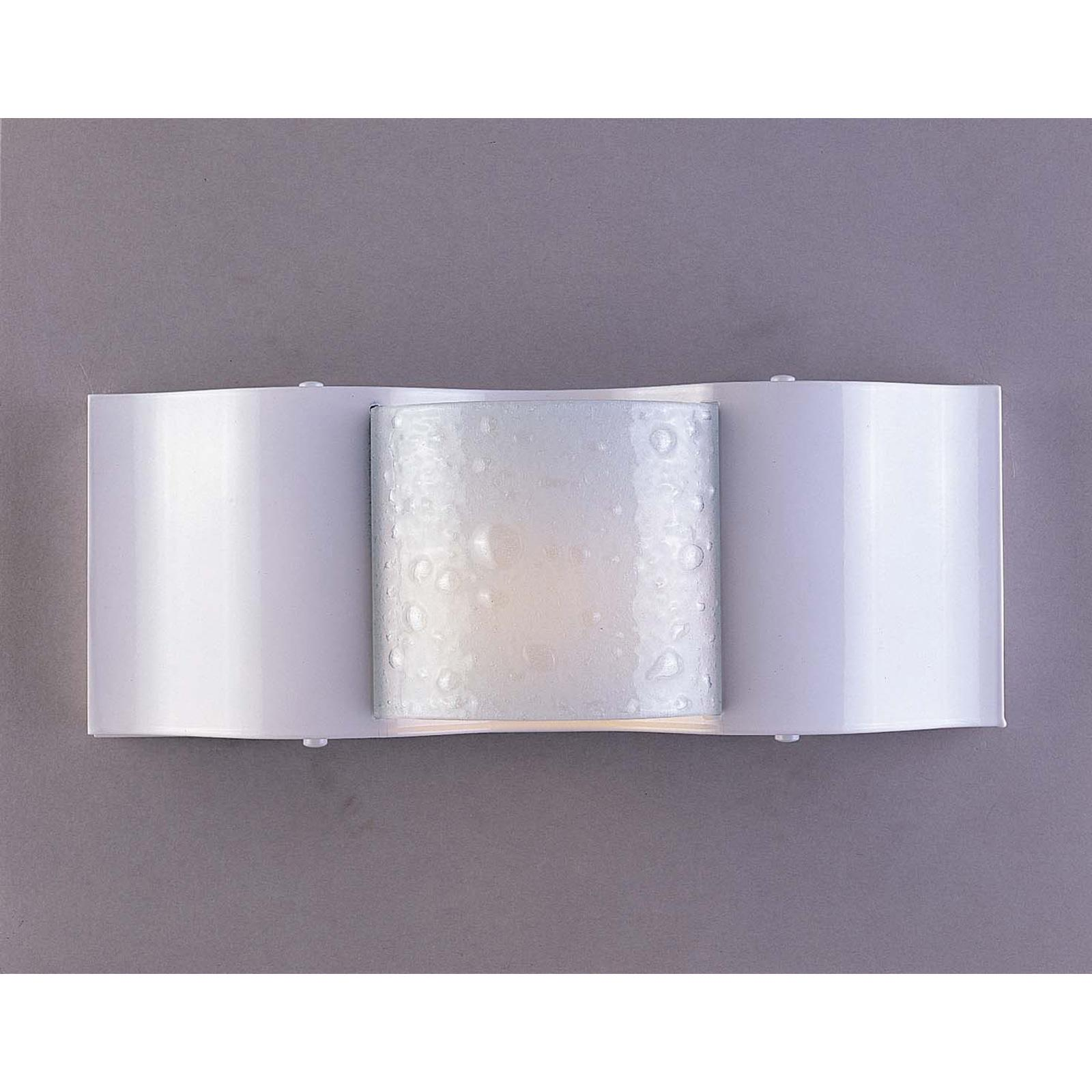 Metro 1-light Wall Sconce White