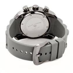 Swiss Legend Men's Commander Grey Dial Chronograph Watch