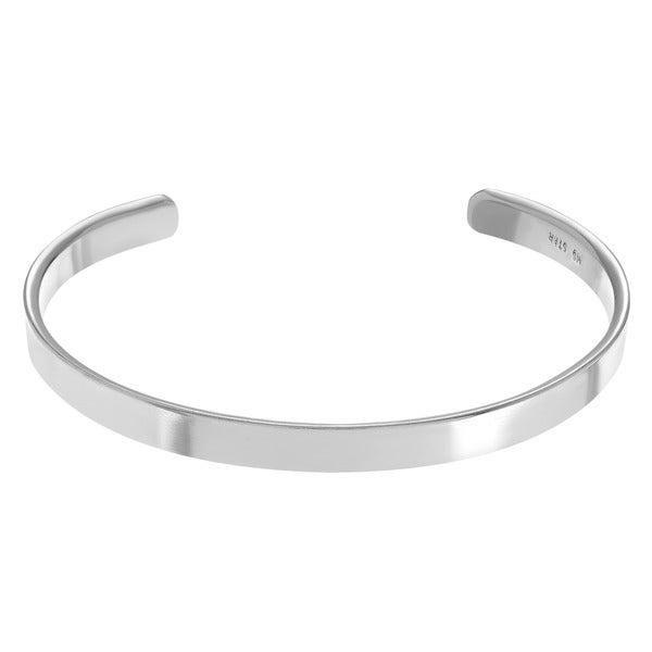 Sterling Silver Baby Cuff Bracelet