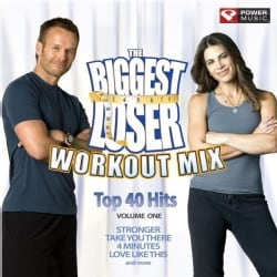 Various - Biggest Loser Workout Mix: Vol. 1: The Top 40 Hits