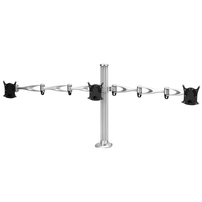 Cotytech Triple Monitor Desk Mount Free Shipping Today