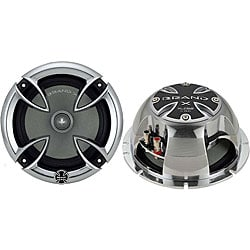BrandX XLC62 6.5-inch Two-way Car Speaker System