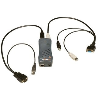 Lantronix SecureLinx SpiderDuo KVM Switch