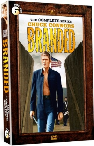 Branded: The Complete Series (DVD)