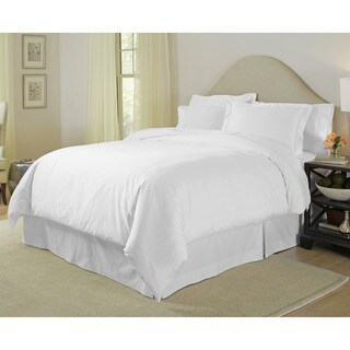 Link to Pointehaven Pima Cotton 400 Thread Count 3-piece Duvet Cover Set Similar Items in Duvet Covers & Sets